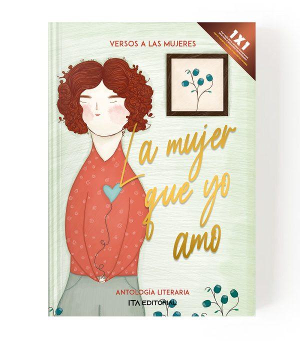 Libro_La mujer que yo amo