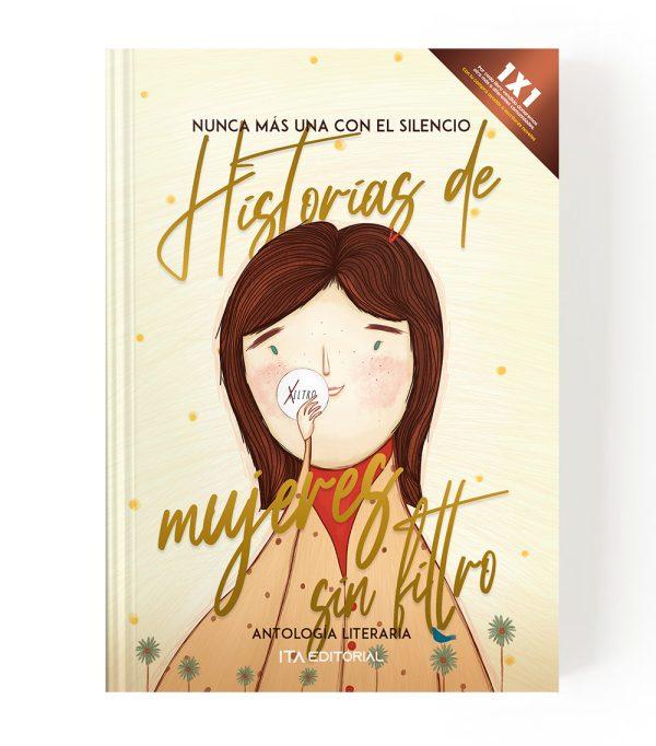 Libro_historias de mujeres sin filtro