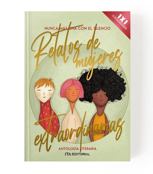 Libro_relatos de mujeres extraordinarias