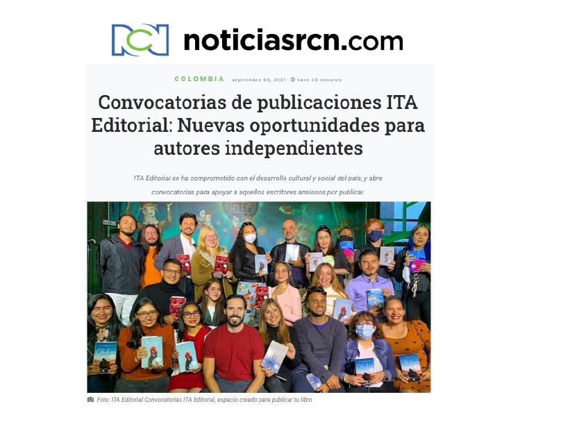 ITA Editorial RCN Noticias